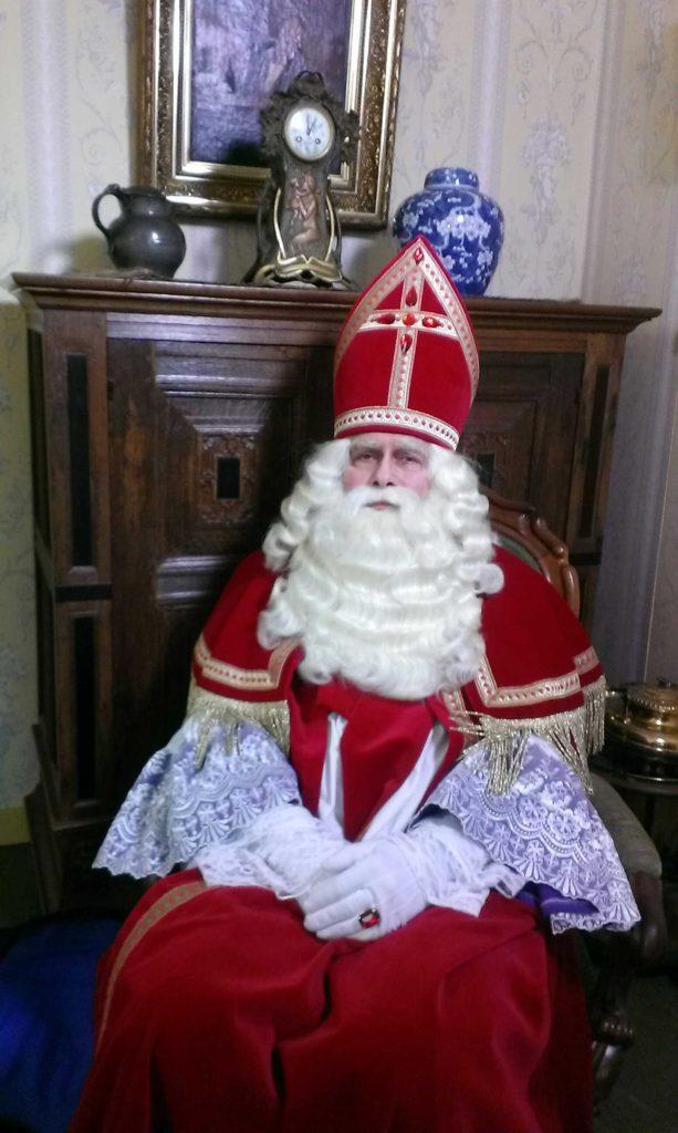 Frans Koopal Grime Sinterklaas