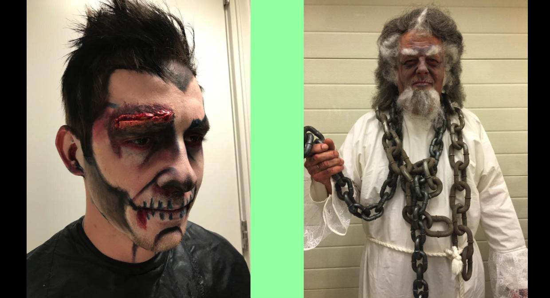 Halloween grime Frans Koopal