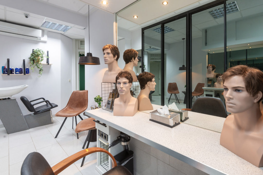 Virtuele rondleiding heren kamer
